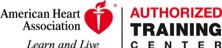 AHA American Heart Association Authorized Training Center